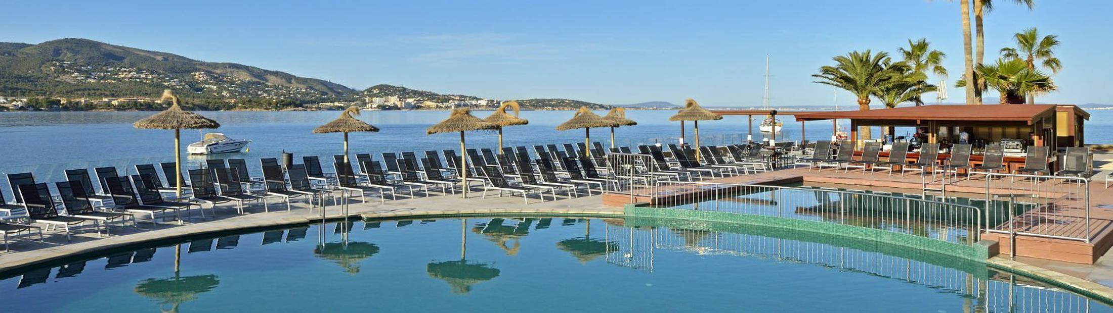 Alua Hawaii Mallorca & Suites - Closed until 01st April 2021 **** Mallorca Alua Hawaii Mallorca & Suites Palmanova, Mallorca